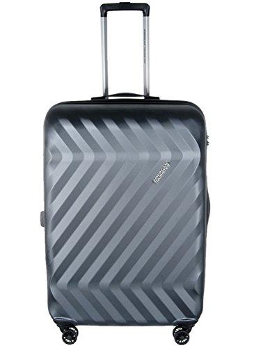 trolley-american-tourister-zigg-zagg-4-ruote-colore-titanium-misura-77-cm