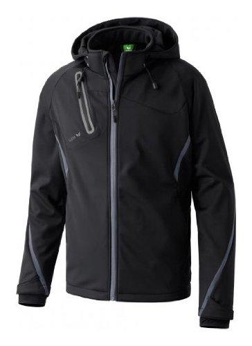 Erima Softshell Jacke mit Kapuze Kinder Herren versch. Farben online kaufen