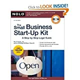 The Small Business Start-Up Kit: A Step-by-Step Legal Guide [Paperback]