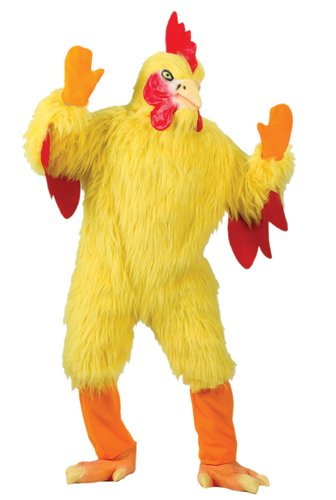 Funny Adult Chicken Costume