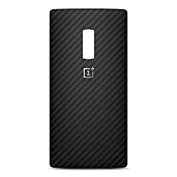 OnePlus 2 Karbon StyleSwap Cover (Black)