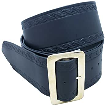 santa belt leather with design 3 1 2 quot at men s