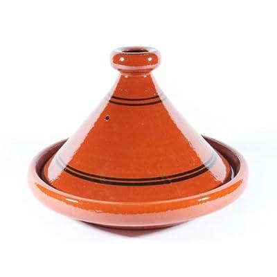 26 Cm Medium Moroccan Traditional Terracotta Tagine