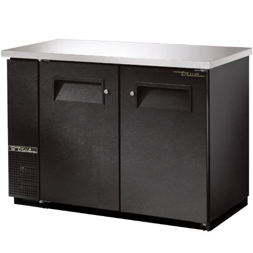 True Tbb-24-48-Fr 24In Depth Back Bar Cooler