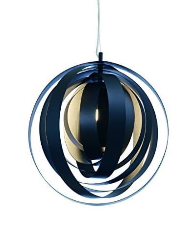 Nuevo Living Orba 1-Light Pendant Lamp, Black