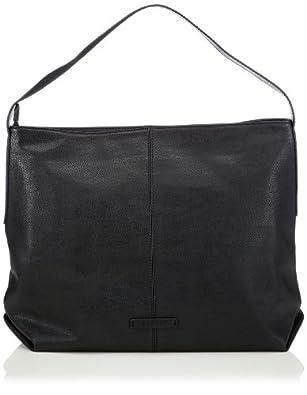 Esprit  Esprit Tasche, sacs bandoulière femme - Noir - Schwarz (BLACK 001), 34x31x12 cm (B x H x T) EU