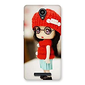 Ajay Enterprises Extant Little Angel Back Case Cover for Redmi Note 2