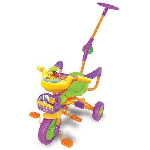 Disney Winnie the Pooh and Tigger Fold 'N Go Trike - Folding Tricycle