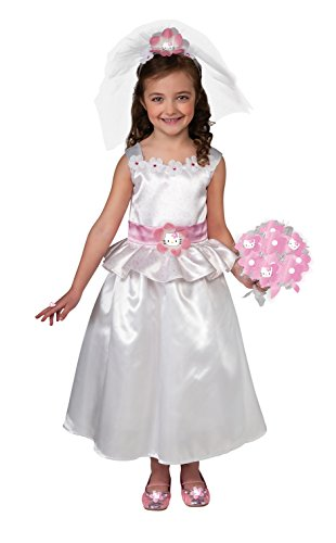 Hello Kitty Bride Dress-Up Outfit