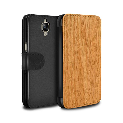 stuff4-pu-leather-wallet-flip-case-cover-for-oneplus-3-pine-design-wood-grain-effect-pattern-collect