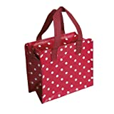 Recycled Red Spotty Charlotte Bag