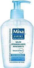 Mixa Visage Expert Peaux Sèches Gelée Démaquillante Lot de 2 x 125 ml