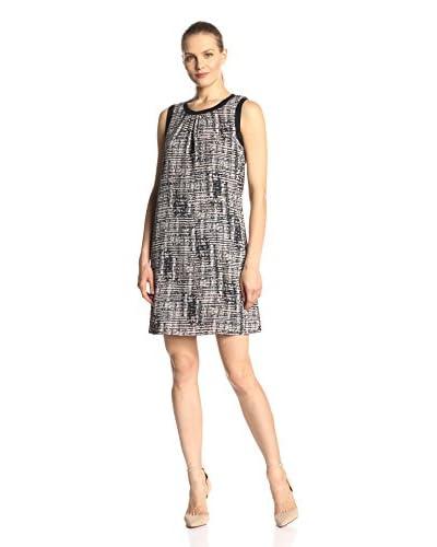Calvin Klein Women's Rib Trim Dress
