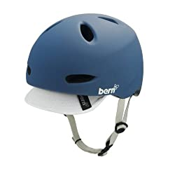 Bern Berkeley Summer Helmet with Visor from Bern