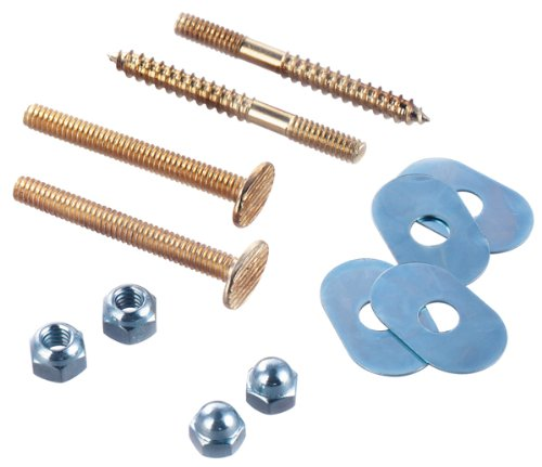 Plumb Craft 7641950 Toilet Flange Bolt Kit