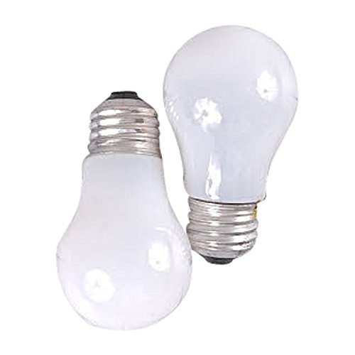 60A Kenmore Refrigerator Appliance Light Bulb (60 Watt Refrigerator Bulb compare prices)