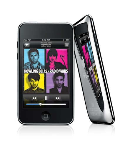 Apple iPod Touch 3G MP3-Player mit integrierter WiFi Funktion 32 GB