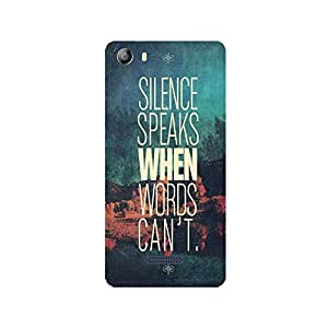 Cell Planet High Qaulity 3D Designer Back Cover For Micromax Canvas 5 (E 481)