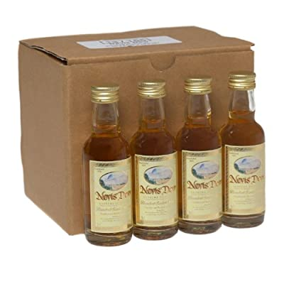 Nevis Dew Supreme Selection Blended Whisky 5cl Miniature - 12 Pack from Ben Nevis