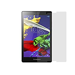 Acm Clear Screenguard For Lenovo Tab 2 A8 A8-50 A850 Screen Guard Anti- Scratch Proof Protector