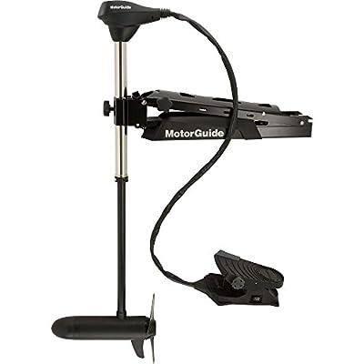 """MotorGuide X5-105FW Foot Control Bow Mount Trolling Motor w/Sonar - 105lb-50""""-36V"""