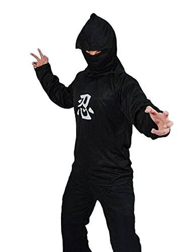 Ace Halloween Children's Kids Boys Cute Warrior Ninja Costumes