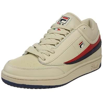 Amazon.com Fila Menu0026#39;s T1 Mid Fashion Sneaker Shoes