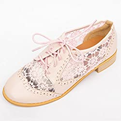 Pink Lady - Stylish Fabric Shoes