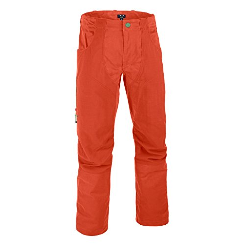 SALEWA-Herren-Hose-Hubble-40-CO-M-Pants-Terracotta-48M-00-0000024826