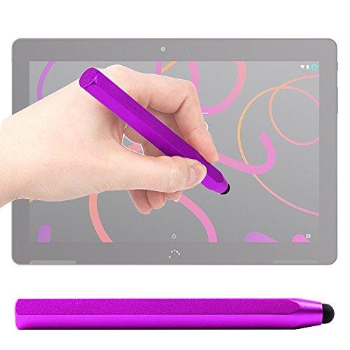 duragadget-puntero-lapiz-stylus-morado-para-bq-aquaris-m10-ideal-para-no-manchar-su-tableta