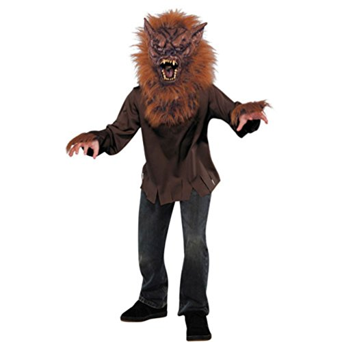 Werewolf Costume Boys Medium (8)