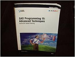 Programming advanced sas pdf