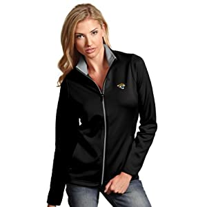 NFL Jacksonville Jaguars Women's Leader Jacket by Antigua