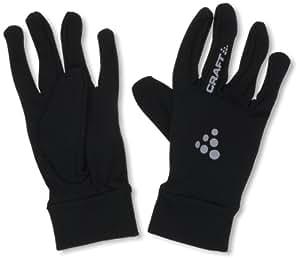 Craft Gants Thermal Running noir Accessoires Running noir Taille XXL