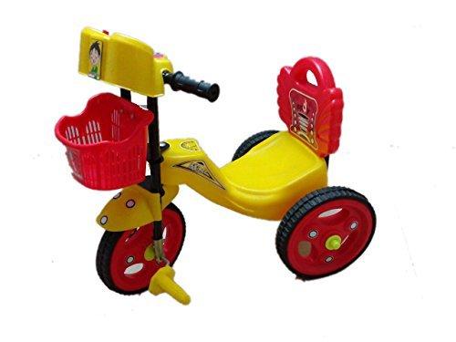 J.J Minee Kids Bike (Yellow/Red)