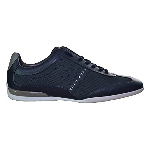 Boss Green Space Select Herren Sneaker Blau thumbnail