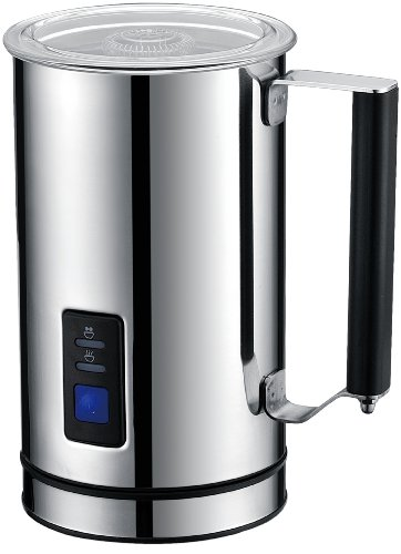 Read About Kuissential Deluxe Automatic Milk Frother and Heater, Cappuccino Maker