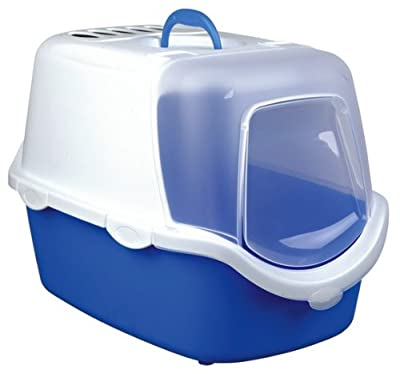Vico Easy Clean Cat Litter Tray hooded with filter