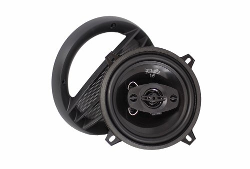 Ds18 Slc5.25 Select 280 Watts 5.25-Inch 4-Way Coaxial Speakers, Set Of 2