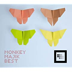 MONKEY MAJIK BEST ~10 Years & Forever~(DVD�t)