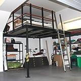 lit mezzanine avec plateforme pas cher voir les 97. Black Bedroom Furniture Sets. Home Design Ideas