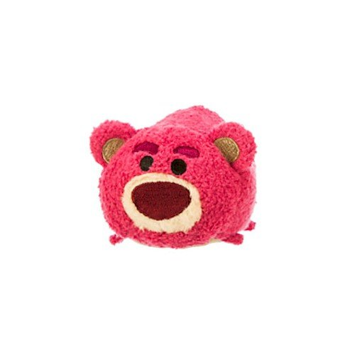 Disney Lots-O'-Huggin' Bear ''Tsum Tsum'' Plush - Toy Story - Mini - 3 1/2''
