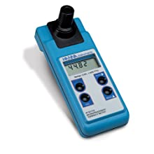 Hanna Instruments HI 93703C Portable Logging Turbidity Meter Kit