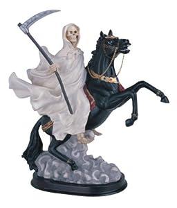 Santa Muerte Statue In End Of Watch | Home Design Ideas