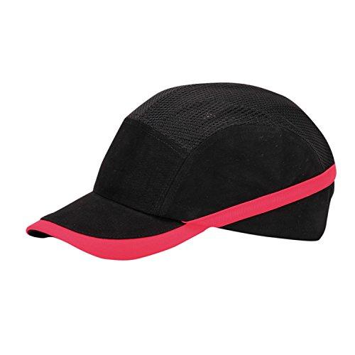 Portwest PW69BKR Vent Cool Bump Cap, Nero