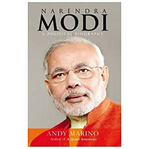 Narendra Modi : A Political Biography at Rs 418 from Amazon India