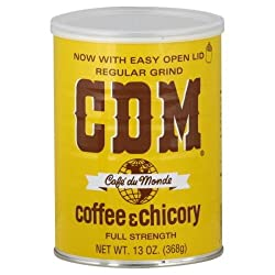 Cdm, Coffee & Chicory, 13 OZ (Pack of 12)