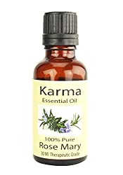 100% pure Therapeutic Grade undiluted essential oils in 30 ml Bottles-Rosemarry oil