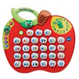 Dazzling VTech Alphabet Apple - Cleva Edition ChildSAFE Door Stopz Bundle