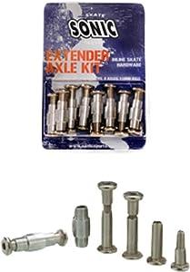 Sonic Extender Axle Kit - 8 Pack 2014 by Sonic Roller Skates